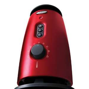 Whirlpool Centrifugal Fan Assisted Ceramic Heater (Red