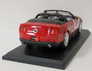 2010 ROUSH 427R Ford Mustang Diecast Model Car   Maisto   118 Scale