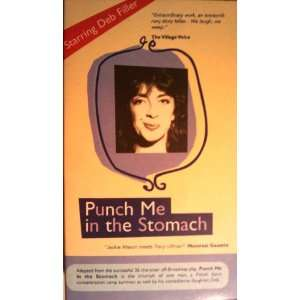 Punch Me in the Stomach: Deb Filler, Francine Zuckerman