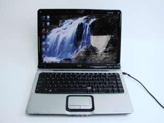 Laptop Notebook DV2415US Wifi Core Duo 2Ghz 1GB Windows 7 P&R