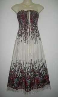 GYPSY WOMEN PRETTY DRESS CLOTHES EVERYDAY NEW MOD PARTY SUN BEACH