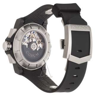 Admirals Cup Black Split seconds 44 Mens Watch 986 591 98 F371 AA52