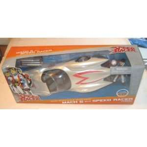 Speed Racer animation! Collectable Speed Racer Playset.: Toys & Games