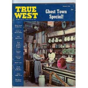 True West (Ghost Town Special): various: Books