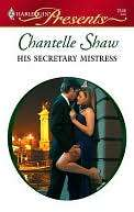 His Secretary Mistress Chantelle Shaw