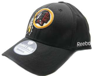 NFL Team Reebok Sideline Flex Fit Hat Ball Cap   Assorted Teams