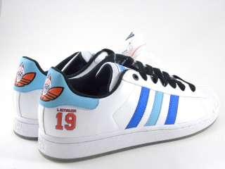 Adidas Superstar II Star War Rebel Alliance Ice Hockey White Patent