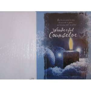 Church Bulletins (Advent week 1 of 4, CPH 84 0835 14