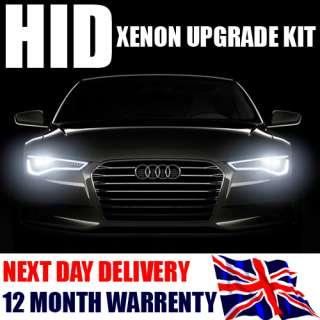 BMW E36 SALOON 91 99 H1 XENON HID CONVERSION KIT 8000K
