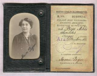 Hungary Transylvania Arad Romania Kingdom Award document 1914  1919