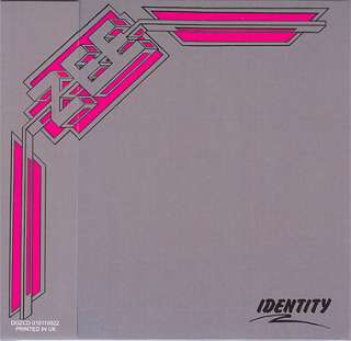 ZEE IDENTITY RICHARD WRIGHT PINK FLOYD CD MINI LP OBI