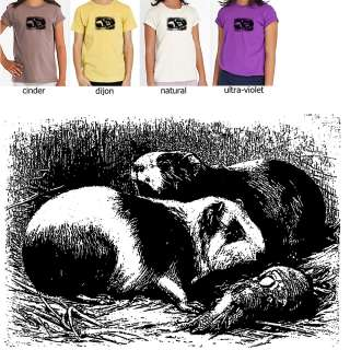 Guinea Pigs American Apparel Organic Kids T Shirt
