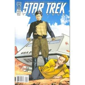 Star Trek Year Four   Enterprise Experiment #4 Derek Chester Books