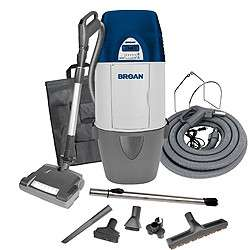 Broan NuTone DELUXE CENTRAL VACUUM KIT VXKIT600E carpeting VX600C