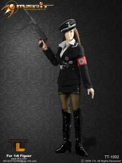 TTL WWII Sexy Female German Agent Costume set 2