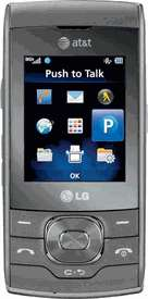 LG At&t GU292 Mobile glove Leather Vertical Case Cover