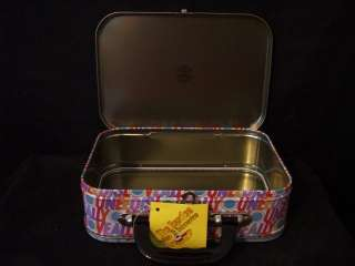"BEATLES 1999 YELLOW SUBMARINE ""THE BAND"" TIN TOTE #B790"