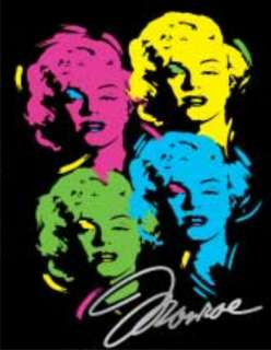 Marilyn Monroe Andy Warhol Prints Pop Art Cool T Shirt