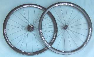 Aerospoke Super Light Carbon Road Wheelset (T38CF)