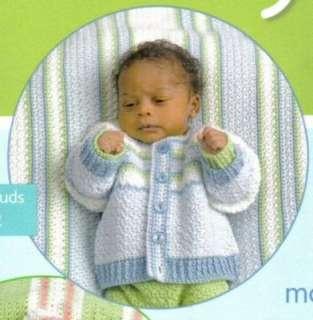 Baby Afghans Booties Blankets Crochet Patterns Hats Cap So Sweet