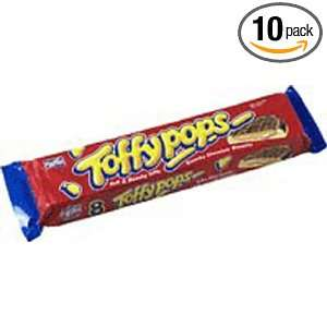 Burtons ToffyPops (Toffee Milk Chocolate Shortcakes), 4.4 Ounces