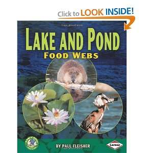 Food Webs (Early Bird Food Webs) (9780822567318): Paul Fleisher: Books