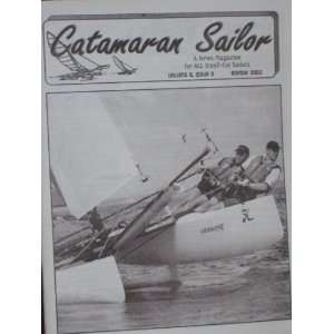 Catamaran Sailor Magazine (March, 2003): staff: Books