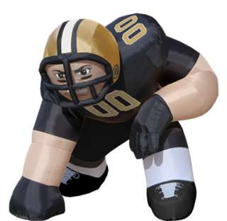AIRBLOWN INFLATABLE NEW YORK JETS NFL LINEMAN
