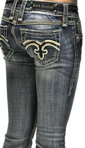 Rock Revival Alanis Bootcut Jeans (NWT)