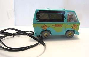 Scooby Doo Mystery Machine Van Electric Alarm Clock