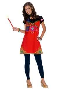 Wizards of Waverly Place Alex Boho Girls Costume