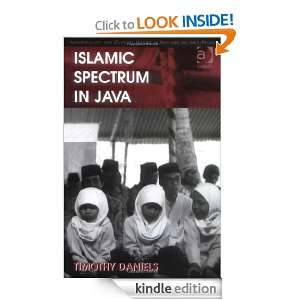 Islamic Spectrum in Java (Anthropology and Cultural History in Asia