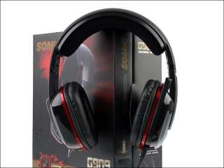 USB Vibration Virtual 7.1CH Surround Sound Pro Gaming Headset