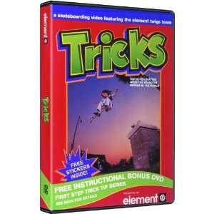 Tricks Element Skateboard Instructional DVD: Sports
