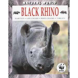 Natural World: Black Rhino (9780750234047): Malcolm Penny: Books