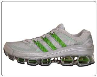 Adidas Ambition PB 2 M Silver Green 2011 Running Shoes
