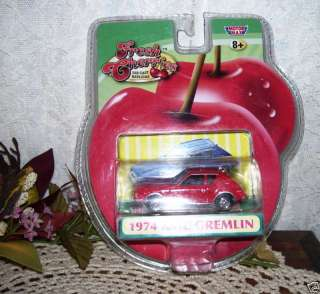 FRESH CHERRIES MOTORMAX 1974 AMC GREMLIN