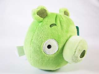 Angry Birds Plush 5 Inches Toy GREEN