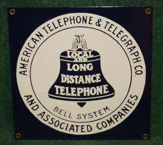 Ande Rooney At&t American Telephone & Telegraph Long Distance Bell