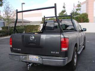 Bars Utility Ladder TRUCK PICK UP RACK Kayak Lumber Contractor