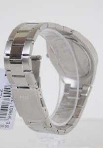 GUESS LADY Silver Animal Intuition WATCH W10242L1 with Receipt