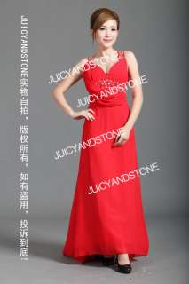 Luxurious Upscale Customize Party Bridesmaid Dress FL21