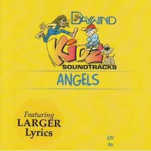 Angels [Accompaniment/Performance Track] Made Popular By