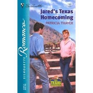 Jareds Texas Homecoming (The Texas Brotherhood) (Silhouette Romance