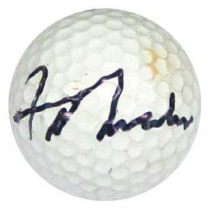 Frankie Avalon Autographed / Signed Golf Ball Sports