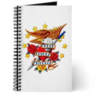Diary) with Bald Eagle Death Before Dishonor on Cover: Everything Else