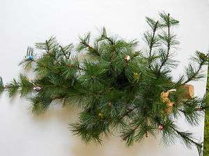 Artificial Christmas Tree Birds Deer Decoration