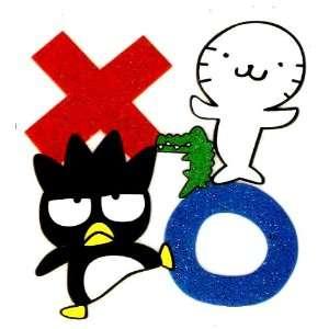 Badtz Maru XOXO Iron On Transfer for T Shirt ~ Sanrio ~ male penguin