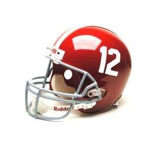 Alabama Crimson Tide Full Size Deluxe Replica NCAA Helmet