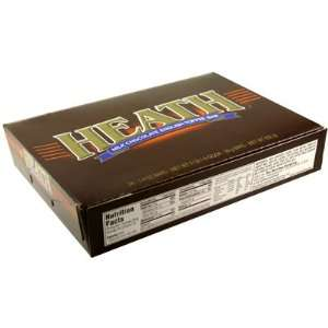 Heath Milk Chocolate English Toffee Bar King Size 18   2.8oz Bars